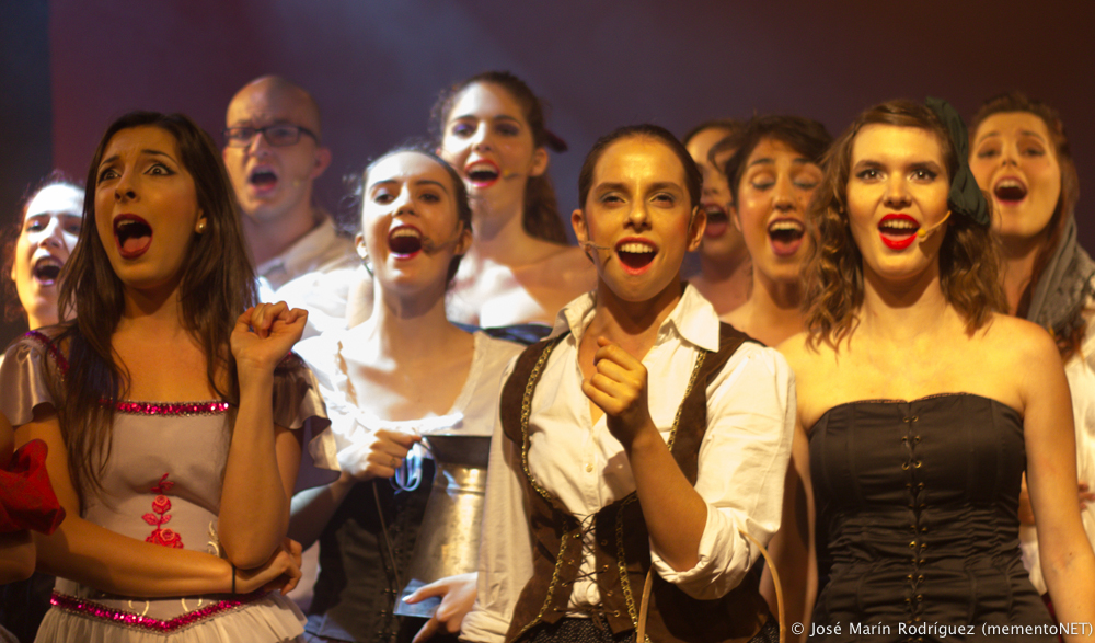 Ciclo Formativo: Teatro Musical