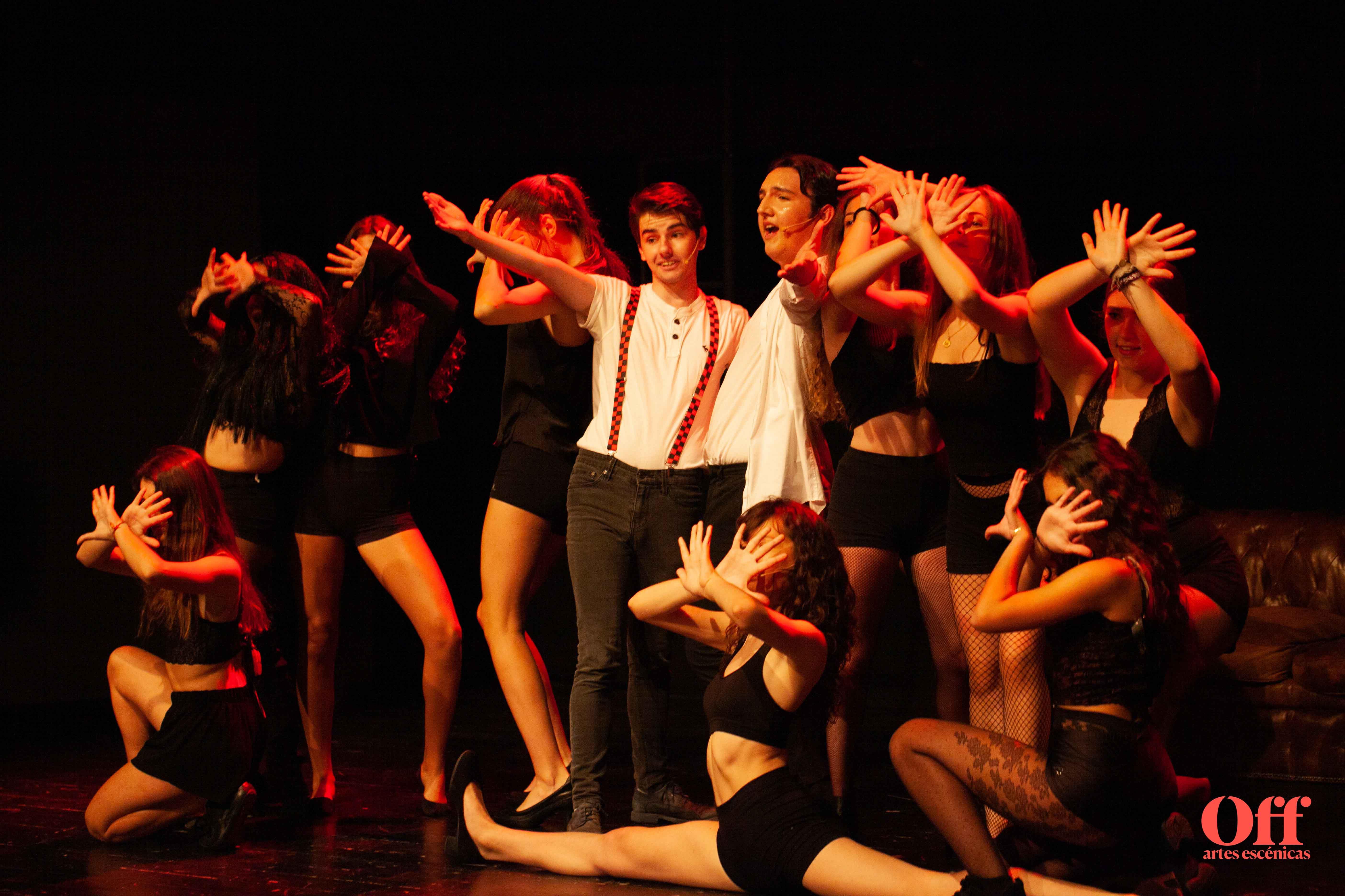 Curso de Teatro Musical para Jóvenes con experiencia